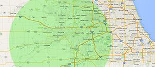 Serving: Yorkville, Naperville, Warrenville, Wheaton, St. Charles, Batavia, Geneva and surrounding areas.