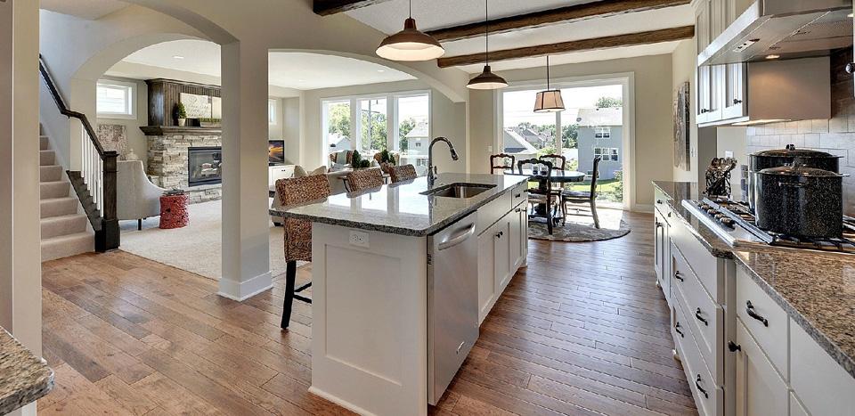 Custom home builder yorkville illinois cl design build for Custom craftsman homes