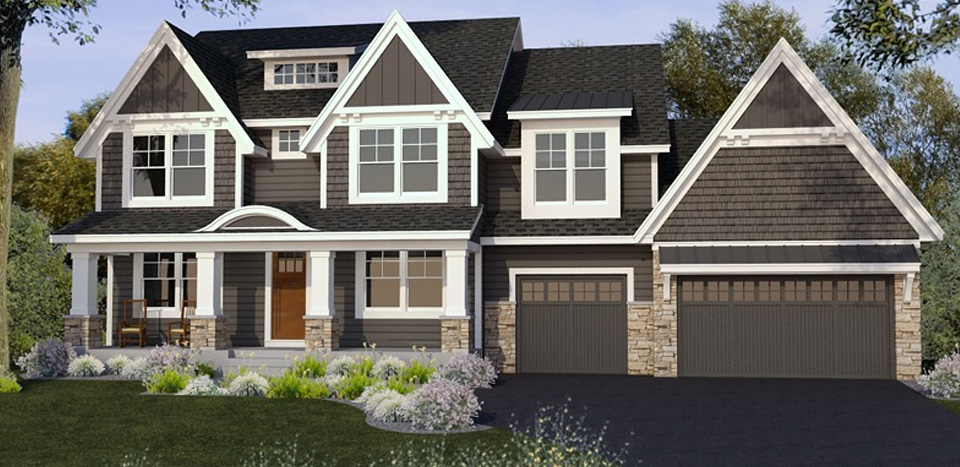 Custom Home Builder Yorkville Illinois Cl Design Build