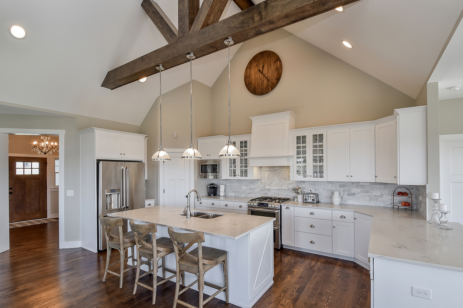 New Construction Home Design Functional Comfort