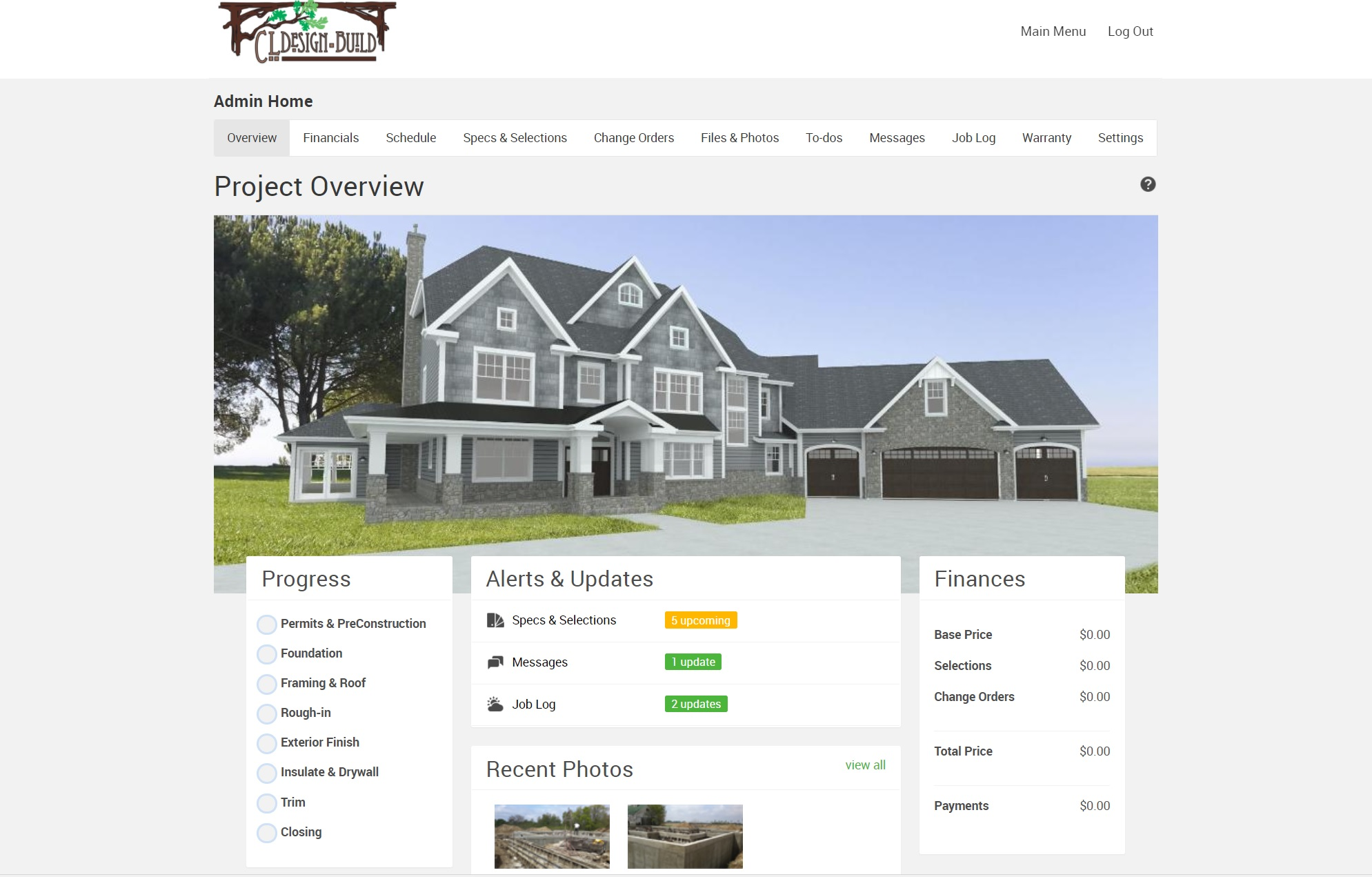 24 7 Access To Your Custom Home Building Process Custom