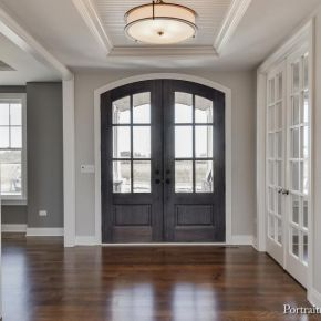 Inside Front Door Farmhouse Style